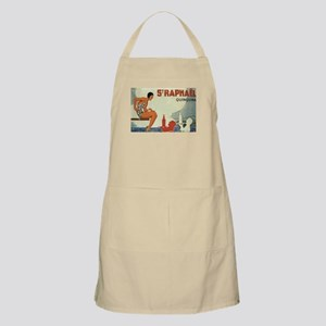 Swimmer Being Served Quinquina Light Apron