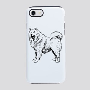 Samoyed iPhone 7 Tough Case