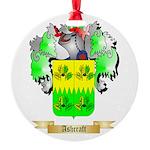 Ashcraft Round Ornament