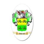 Ashcraft 20x12 Oval Wall Decal