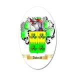 Ashcraft 35x21 Oval Wall Decal