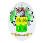 Ashcraft Ornament (Oval)