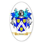 Ashby Sticker (Oval 10 pk)