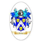 Ashby Sticker (Oval 50 pk)