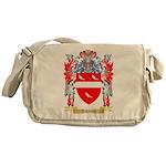 Ashbury Messenger Bag