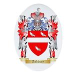 Ashbury Ornament (Oval)
