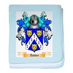 Ashbey baby blanket
