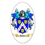 Ashbee Sticker (Oval)
