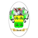 Ascroft Sticker (Oval)