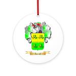 Ascroft Ornament (Round)