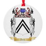 Asch Round Ornament