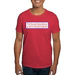 NOT NEGOTIABLE Dark T-Shirt