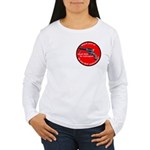 NOT NEGOTIABLE Women's Long Sleeve T-Shirt