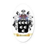 Arundell Oval Car Magnet