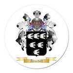 Arundell Round Car Magnet