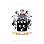Arundell Sticker (Rectangle 50 pk)