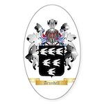 Arundell Sticker (Oval)