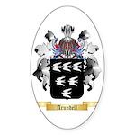 Arundell Sticker (Oval 50 pk)