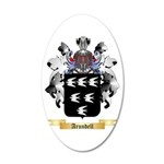 Arundell 20x12 Oval Wall Decal