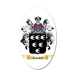 Arundell 35x21 Oval Wall Decal