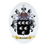 Arundale Ornament (Oval)