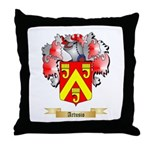 Artusio Throw Pillow