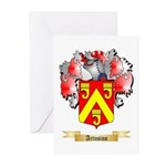 Artusino Greeting Cards (Pk of 10)