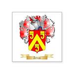 Artusi Square Sticker 3