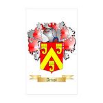 Artusi Sticker (Rectangle 50 pk)