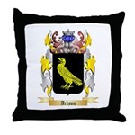Artson Throw Pillow