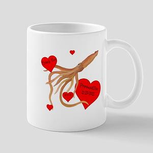 Personalized Squid Mug