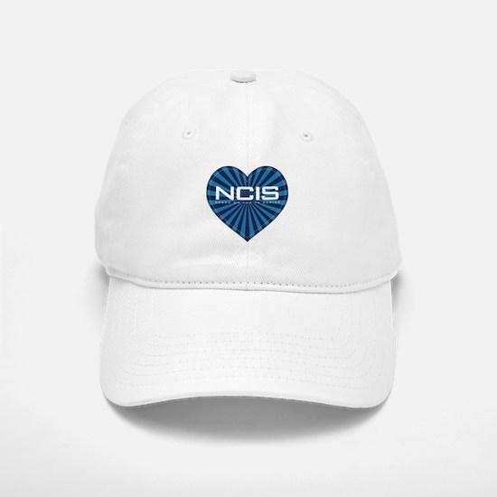 NCIS Heart Baseball Baseball Cap