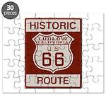 Ludlow Route 66 Puzzle