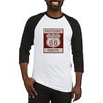 Ludlow Route 66 Baseball Jersey
