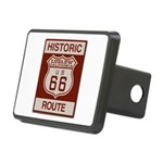 Ludlow Route 66 Rectangular Hitch Cover