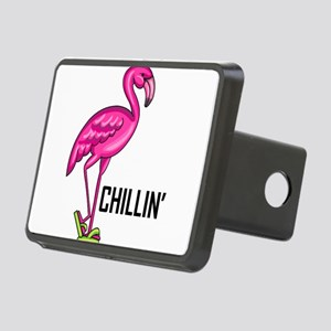 Chillin Rectangular Hitch Cover