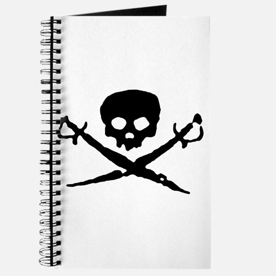 Jolly Roger Pirate Journal