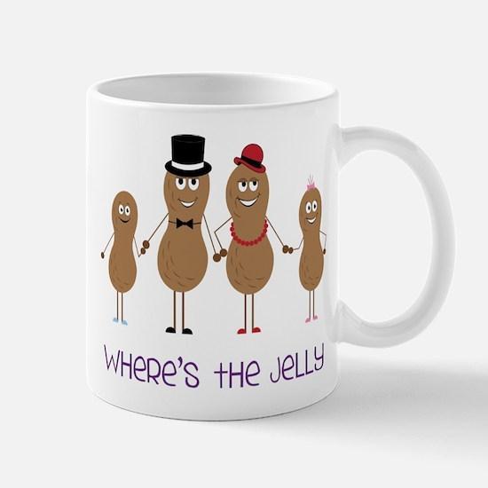 Wheres The Jelly Mug