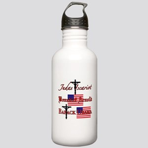 Traitor to God and cou Stainless Water Bottle 1.0L