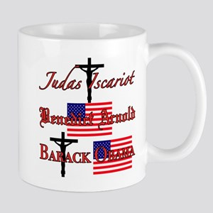 Traitor to God and country 11 oz Ceramic Mug