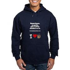 I *heart* Beer Sweatshirt (dark)