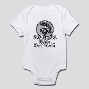 Spartacus is my Homeboy Infant Bodysuit