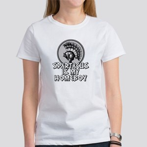 Spartacus is my Homeboy Women's T-Shirt