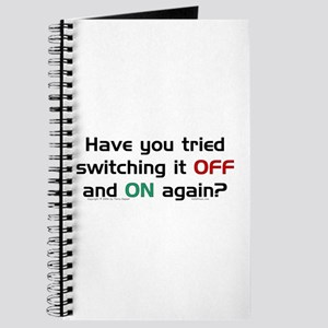 Switch On/Off. Journal