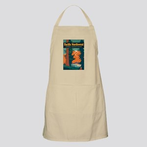 Pacific Northwest Rocky Mountains Light Apron