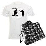 Young Men's Light Pajamas