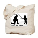 Young Tote Bag