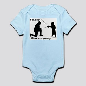 Young Infant Bodysuit