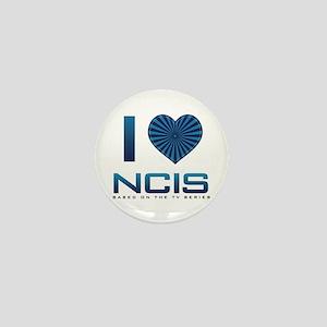I Heart NCIS Mini Button