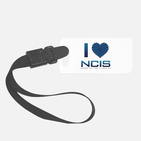 I Heart NCIS Luggage Tag